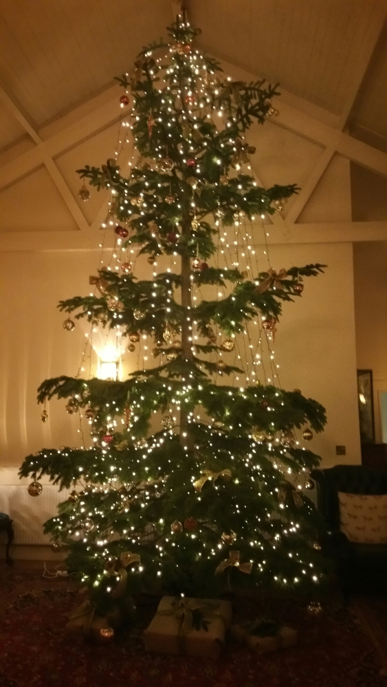 Christmas at The Lodge (3/6)